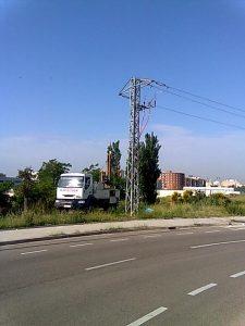 Estudi geotècnic per a la fonamentació d'una passera de vianants al Camí de les Valls