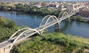 puente Mora d'Ebre