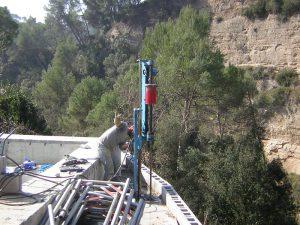Estudis geotècnics Baix Llobregat Anoia - ESPARREGUERA
