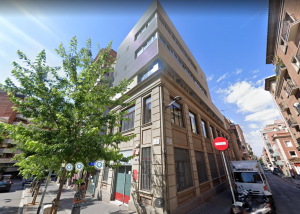 Estudis geotècnics a Barcelona - Centre de Serveis Socials Camp d'en Grassot-Gràcia Nova