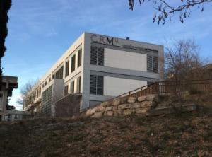 Estudis geotècnics a Cerdanyola del Vallès i Bellaterra - edifici CRM