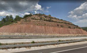Estudis geotècnics al Bages - Eix Transversal