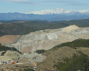 Estudis geotècnics al Bages - Fusteret